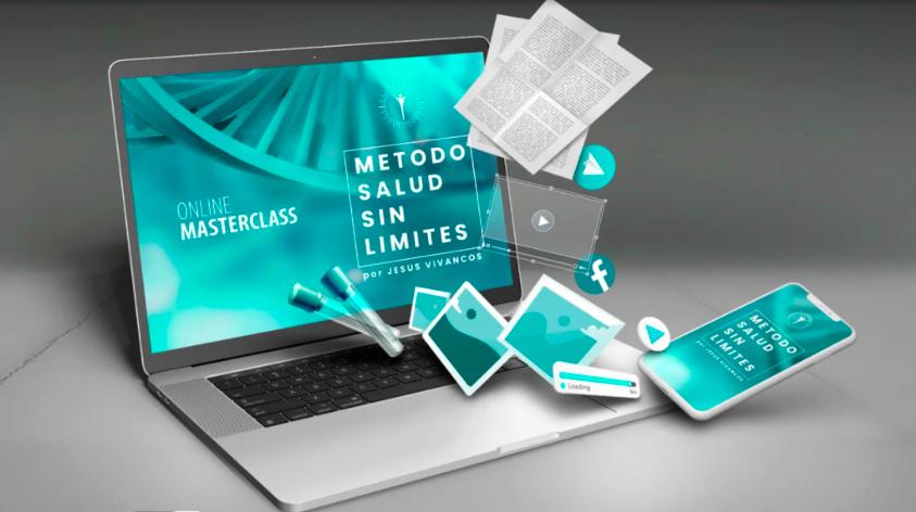 Conferencia Gratuita Online Método Salud Sin Límites