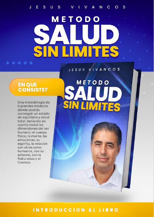 Introducción al Libro Método Salud Sin Límites (Dossier gratuito)